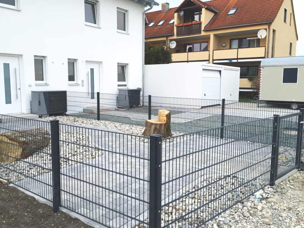 Gut gemocht Gartenmauern und Zäune - Sichtschutz und Abgrenzung - HEWI WQ64